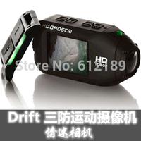 Drift HD Ghost full 1080 p HD DVR sport DV2.0 LCD screen CMOS skiing surfing the low camera waterproof camera HD sport camera