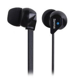 PROMOTION SENMAI SM - E1011 type stereo headset mobile phone/MP3 / computer heavy bass earplugs 1pcs/lot(China (Mainland))