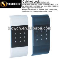 ABS plastic electronic digital password keypad cabinet locks sauna locker lock(11AM)
