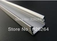 1M/PC 10PCS/Lot 12V led rigid bar light aluminum base U type