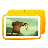 BENEVE R70DC Children Education Tablet PC 7 inch Dual Core RK3028 Android 4.2 Bluetooth 1GB RAM 8GB ROM Kids Games & Apps