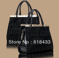 new 2014 Fashion Purse Handbag Messenger Satchel Shoulder Sequined Bag