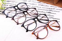 2014 acetate neutral glasses frame elegant decoration eyeglasses male big plain mirror amenity young man disposition elegance