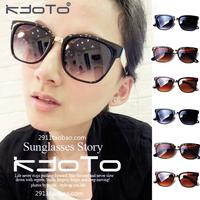 2014 hot sale new adult women multi sunglasses steampunk fashion super classic sun glasses vintage ancient ways delicacy