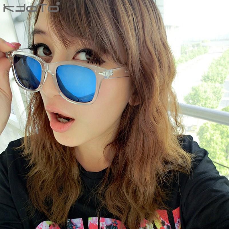 2014 Special Offer Direct Selling Steampunk Sunglasses Transparent Reflective Sunglasses Male Mercury Sun Glasses Fashion Box(China (Mainland))