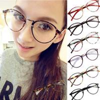 2014 optical male trend big box sheet glasses vintage eyeglasses frame myopia non-mainstream plain mirrorliterature art picture