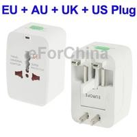 All in 1 (EU + AU + UK + US Plug) World Universal Travel Adaptor