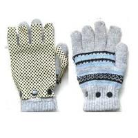 Five fingers gloves tourmaline self-heating gloves deformation male Women