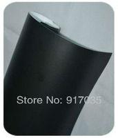 Free shipping 1.52*1M Matte Vinyl Car Wrapping Foil,Matte Vinyl Film Car Decoration Sticker,13 Color Option,Black