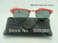 High Quality 2013 Retail Fashion Sun Glasses Retro Inspired Club Elegant Metal Star Master Sunglasses Women 3016 Free Shipping