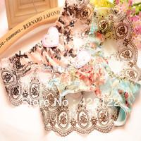 Good quality!women cotton lace many color sexy underwear/ladies cute panties/lingerie/bikini pants/ thong/g-string xw010-3pcs