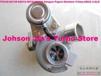 NEW TF035HL-14GK2-6/49135-02910 Turbocharger for MITSUBISHI Shogun Pajero Montero Tritan,Engine:4M42 3.2LD 170HP