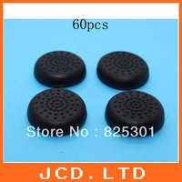 for Sony PlayStation 4 Controller Joystick Thumbstick Rubber Controller Grip Caps Black