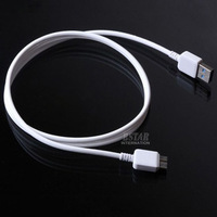 Free shipping New white Top quality Micro USB 3.0 Sync Data Charger Cable For Samsung Galaxy Note 3 N9000 N9002 N9005  XC1058