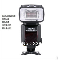 Free shipping MK910  D7000 D800 1/8000 high-speed TTL automatic flash flash light