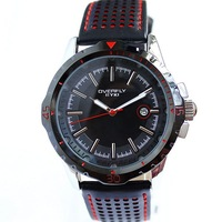 New Hotselling 3ATM WR Original EYKI Mens Sports Quartz Analog Watch with Calendar Free shipping EOV8540G-SB
