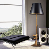 Factory wholesale Modern brief gun floor lamp luxury floor lamp living room lights advanced lamp