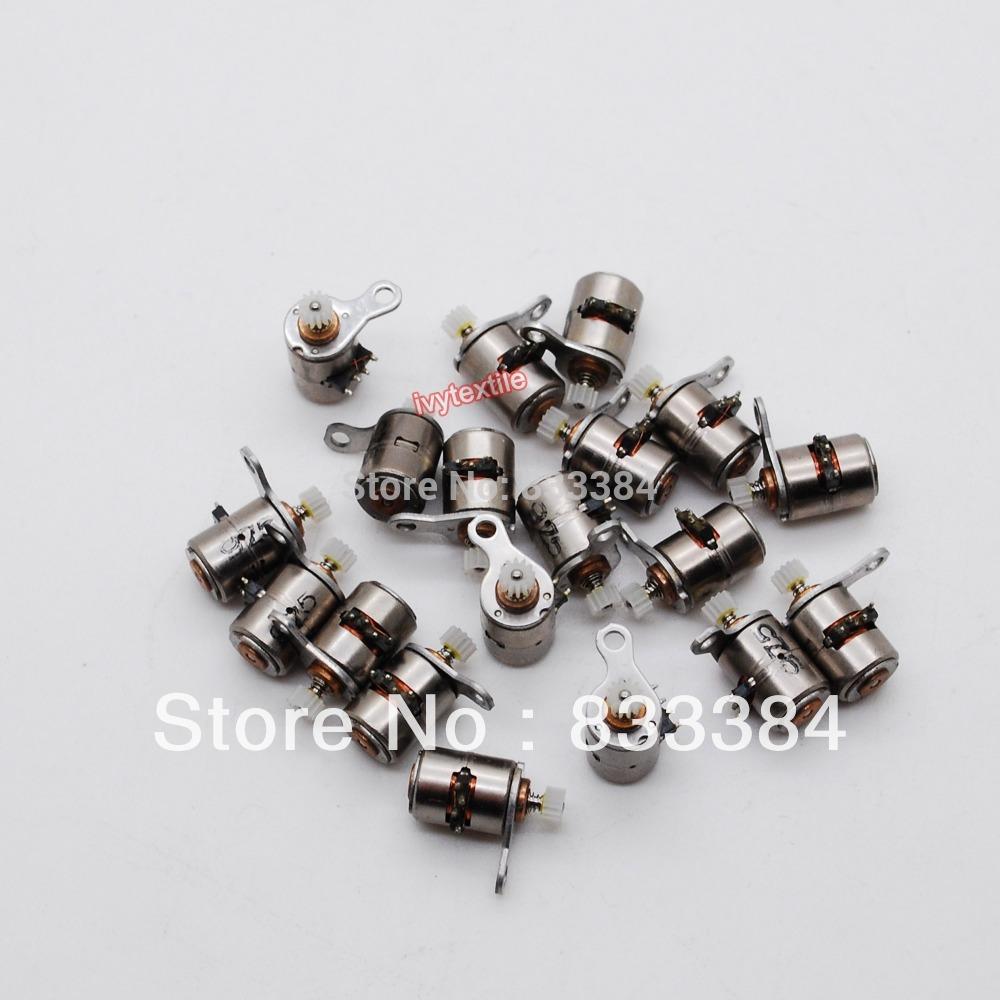 10pcs New Japan Sanyo 4 4 Wire 2 Phase Micro