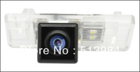 Free Shipping Car Reverse backup Camera rearview parking for Peugeot 307(hatchback)  307CC