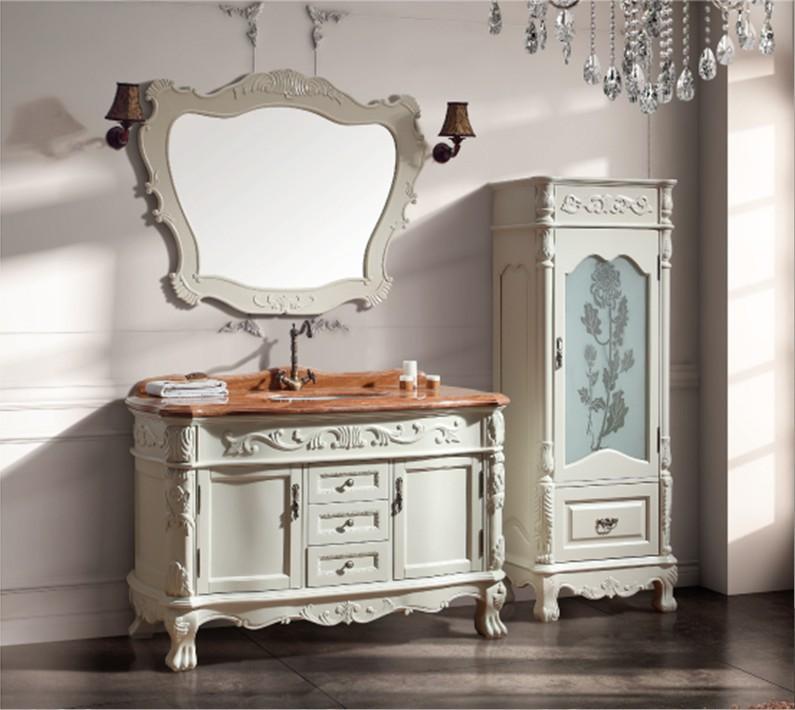Achetez en gros vanit de salle de bains antique en ligne des grossistes va - Lavabo classique salle bain ...