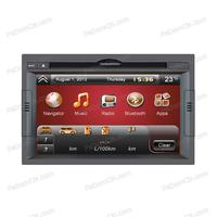 Peugeot 3008 Autoradio Car Stereo DVD GPS Navigation Multimedia System + Free Rearview Camera