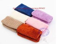 1000pieces/lot 25*25cm Ultra Absorbent Microfiber Towel HE003