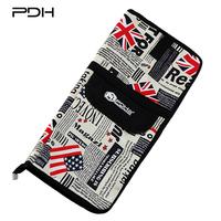 Pdh bag sticks thin sponge liner drumrolls bag drumsticks bags waterproof fabric personality pattern