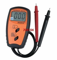 VOLTMETER OF INTERNAL BATTERY RESISTANCE SM8124 with free shipping