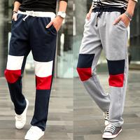 Drop Free Shipping Boys Run Jogging Dance Waistband Harem Mens Pants Clothing Trousers Sweatpants
