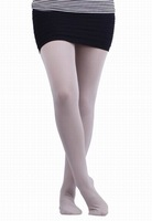Sweet 5pair/bag Sexy Lady Pure Cream Thin Elastic Nylon Spandex Pantyhose Soft Tight Stockings CA008-XL-mibai Free Shipping