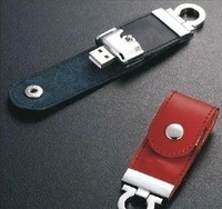 Gift ideas 4G 8G 16G Leather Usb disk disk drive Gifts pen disk fashion USB flash drive / can be customized / Free Shipping