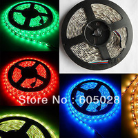 50M 5050 RGB Waterproof SMD Flexible LED High Power Strip light 300 Leds 12V