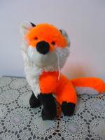 Fox doll woolliness 32cm