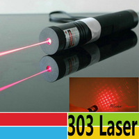 Free Shipping 303 200mw Lazer Red SD Laser pointer pen starry Burning Matches presenter 532nm 5000m Zoomable