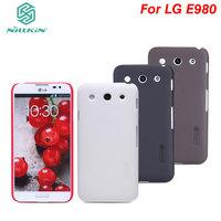 Original NILLKIN hard back case for LG Optimus G Pro E980 E988 E986 E989 E985 F240 Free shipping!