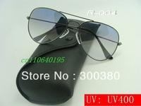classic name brand fashion sunglasses men women sun glasses with logo Gradient color lens excellent eyewear