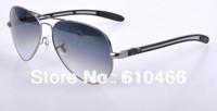 sports sunglasses men women brand desiner gradient gray sunglasses 8307 Free Shipping wholesale