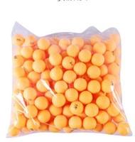Free Shipping 30pcs orange 3-stars Big 40mm Olympic Table Tennis Balls Ping Pong Balls