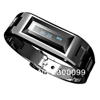 Bluetooth bracelet with OLED caller's ID display applicable for every brand bluetooth mobile phone (WT-A10)