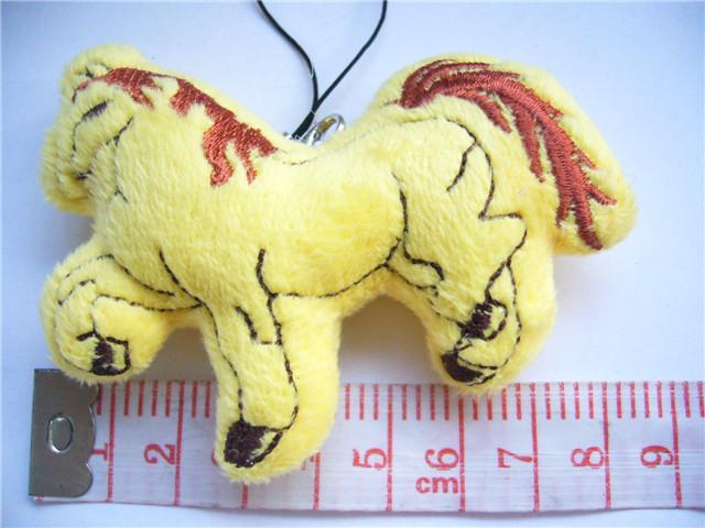 Plush toy dolls doll decoration wedding gifts horse(China (Mainland))