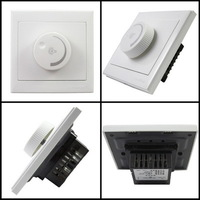 300W AC 220V LED Dimmer Dimming Driver Brightness Controller For Dimmable Ceiling light Downlight Spotlight