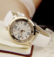 New year gift fresh lady gorgeous roman numerals watches women's honourable