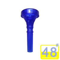 Plastic Mouthpiece #48 - Blue Color