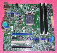 Free shipping for Dell Optiplex 9010 SMT system Motherboard NGMJR KV62T for INTEL LGA 1155 Chipset Q77 DDR3