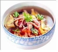 Free shipping Xinmeixiang soup Mushroom-pork soup ingredients 8g*4 vegetable instant soup dehydrated food buy 2 lots free 2 bags