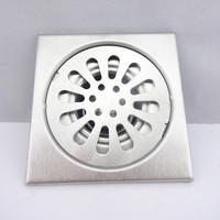 Anti-odor stainless steel floor drain capitales 10