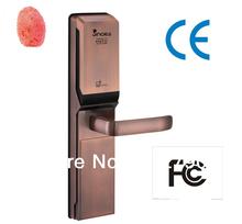 door lock with fingerprint reviews