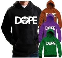 Hot Men Women lovers new diamond streetwear sweatshirts hip-hop skateboard pullover hooded outerwear hoodies 2014 Cotton Coat