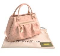 Cheap wholesale brand design classic style 2013 GENUINE LEATHER PINK WOMEN'S TOTE HANDBAG CODE1795