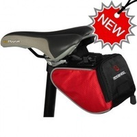 Roswheel ride bag hangback bag saddle bag saddle bag mountain bike hangback bag bicycle bag 13565